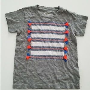 Crew Cuts Collectable Tassle Tee